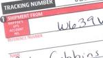 UPS label-CR