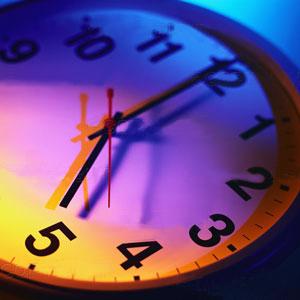 clock 5pm