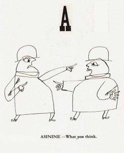 Alphabet-Russell-asinine