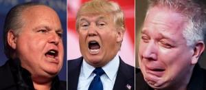 Limbaugh-Trump-Beck