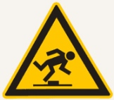 Stumble sign-blog background